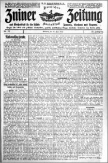 Zniner Zeitung 1912.06.26 R. 25 nr 51