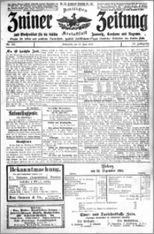 Zniner Zeitung 1912.06.29 R. 25 nr 52