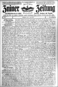 Zniner Zeitung 1912.07.13 R. 25 nr 56
