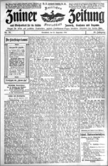 Zniner Zeitung 1912.09.21 R. 25 nr 76