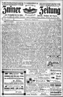 Zniner Zeitung 1912.12.04 R. 25 nr 97