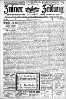 Zniner Zeitung 1912.12.18 R. 25 nr 101