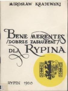 Bene merentes (dobrze zasłużeni) dla Rypina