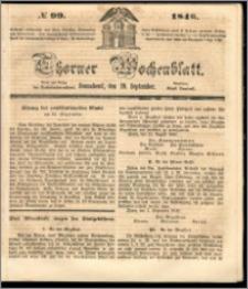 Thorner Wochenblatt 1848, No. 99 + Beilage