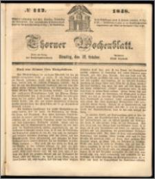 Thorner Wochenblatt 1848, No. 112
