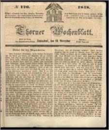 Thorner Wochenblatt 1848, No. 126 + Beilage