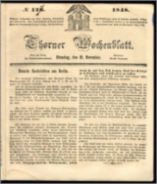 Thorner Wochenblatt 1848, No. 127
