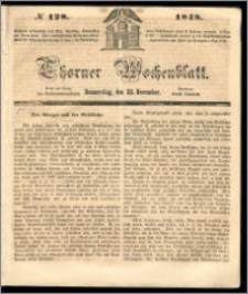 Thorner Wochenblatt 1848, No. 128