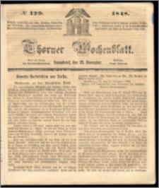 Thorner Wochenblatt 1848, No. 129