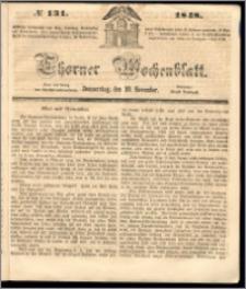 Thorner Wochenblatt 1848, No. 131