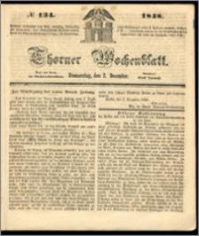Thorner Wochenblatt 1848, No. 134