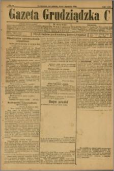 Gazeta Grudziądzka 1916.01.15. R.22 nr 6 + dodatek