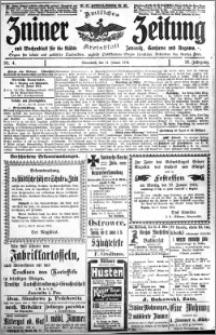 Zniner Zeitung 1913.01.11 R. 26 nr 4