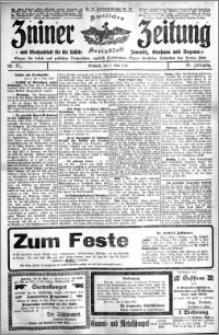 Zniner Zeitung 1913.05.07 R. 26 nr 37