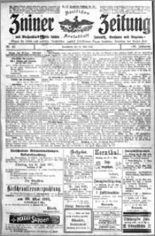 Zniner Zeitung 1913.05.24 R. 26 nr 42