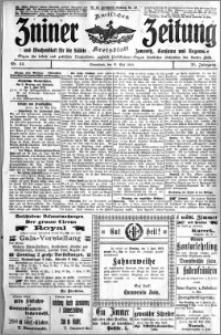 Zniner Zeitung 1913.05.31 R. 26 nr 44