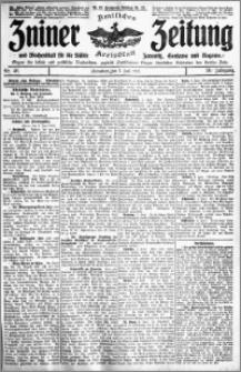 Zniner Zeitung 1913.06.07 R. 26 nr 46