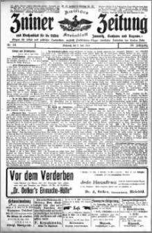 Zniner Zeitung 1913.07.02 R. 26 nr 53
