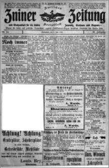 Zniner Zeitung 1913.07.05 R. 26 nr 54