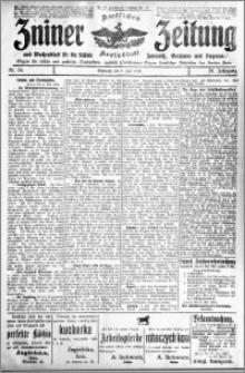 Zniner Zeitung 1913.07.09 R. 26 nr 55