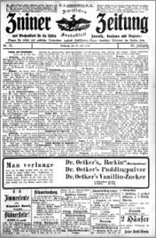 Zniner Zeitung 1913.07.16 R. 26 nr 57