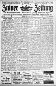 Zniner Zeitung 1913.07.30 R. 26 nr 61