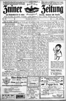 Zniner Zeitung 1913.10.04 R. 26 nr 80