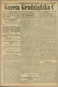 Gazeta Grudziądzka 1916.04.19. R.22 nr 47