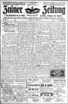 Zniner Zeitung 1914.05.02 R. 27 nr 35