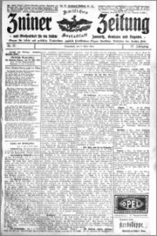Zniner Zeitung 1914.05.09 R. 27 nr 37