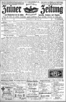 Zniner Zeitung 1914.05.16 R. 27 nr 39