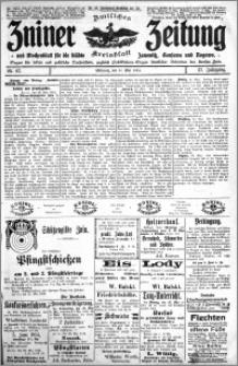 Zniner Zeitung 1914.05.27 R. 27 nr 42