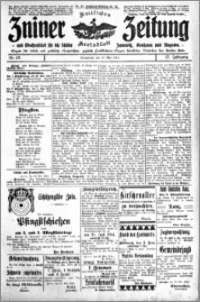 Zniner Zeitung 1914.05.30 R. 27 nr 43