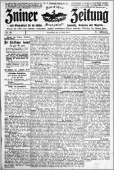 Zniner Zeitung 1914.06.20 R. 27 nr 49
