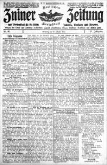 Zniner Zeitung 1914.10.28 R. 27 nr 86