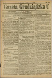 Gazeta Grudziądzka 1916.06.07. R.22 nr 67 + dodatek