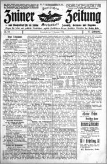 Zniner Zeitung 1914.11.07 R. 27 nr 89