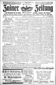 Zniner Zeitung 1914.11.25 R. 27 nr 94
