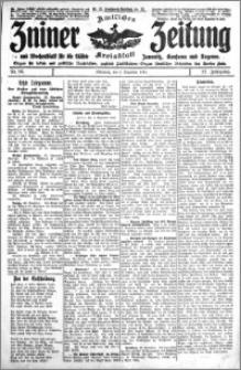 Zniner Zeitung 1914.12.02 R. 27 nr 96