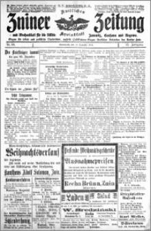 Zniner Zeitung 1914.12.12 R. 27 nr 99