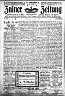 Zniner Zeitung 1914.12.18 R. 27 nr 101