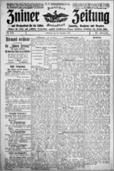 Zniner Zeitung 1914.12.23 R. 27 nr 102