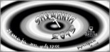 Saxmania 2013 : 28 maja 2013 r. : zaproszenie dla 2 osób