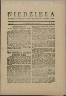 Niedziela 1929, nr 8