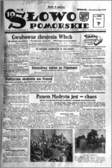 Słowo Pomorskie 1936.10.13 R.16 nr 238