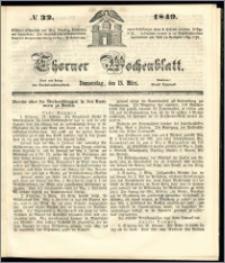 Thorner Wochenblatt 1849, No. 32