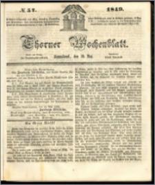 Thorner Wochenblatt 1849, No. 57