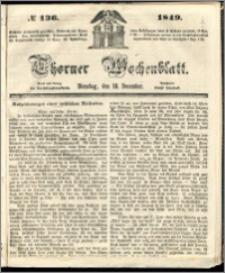 Thorner Wochenblatt 1849, No. 136