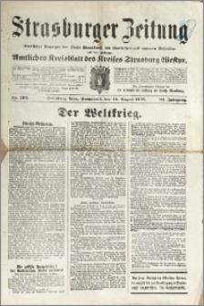 Strasburger Zeitung R. 1916, Nr 194