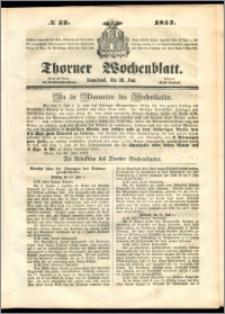 Thorner Wochenblatt 1852, No. 52